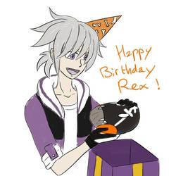 Rex Birthday 2021