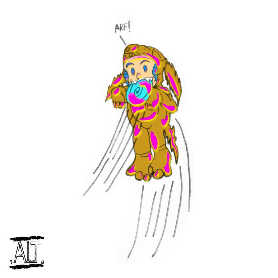 InuBi by altanimator