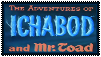 .:The Adventures of Ichabod and Mr. Toad (1949):. by Mitochondria-Raine