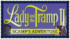 .:Lady and the Tramp II (Scamp's Adventure):. by Mitochondria-Raine