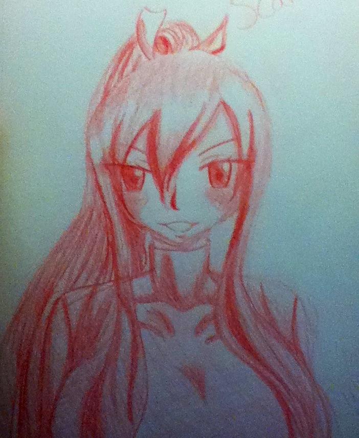 Erza Scarlet by MikaUchiha26