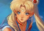 [KON] Sailor Moon Redraw MEME