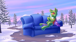 Couch Changeling