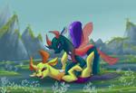 Tickle Fight!