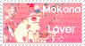 Mokona lover stamp by TSUBASaRESERVoir