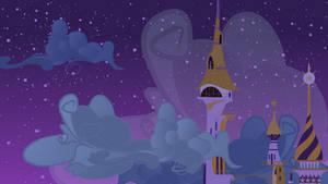 Canterlot Night Sky