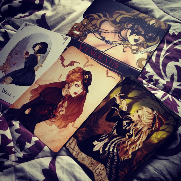 Art Book And Prints by Grim-Grinning