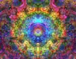 a swirling 12