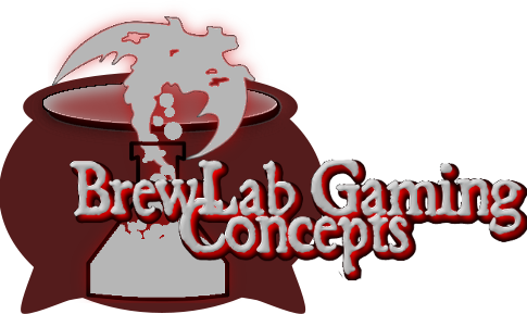Logo for Brew Lab Gaming