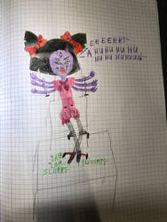 Muffet and the Foot Monsters