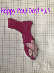 Happy Paw Day Everyone! (Part 1)