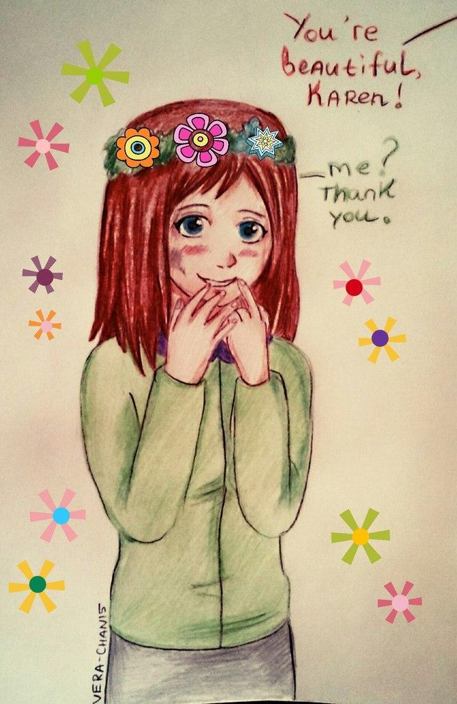 Karen by Vera-chan15