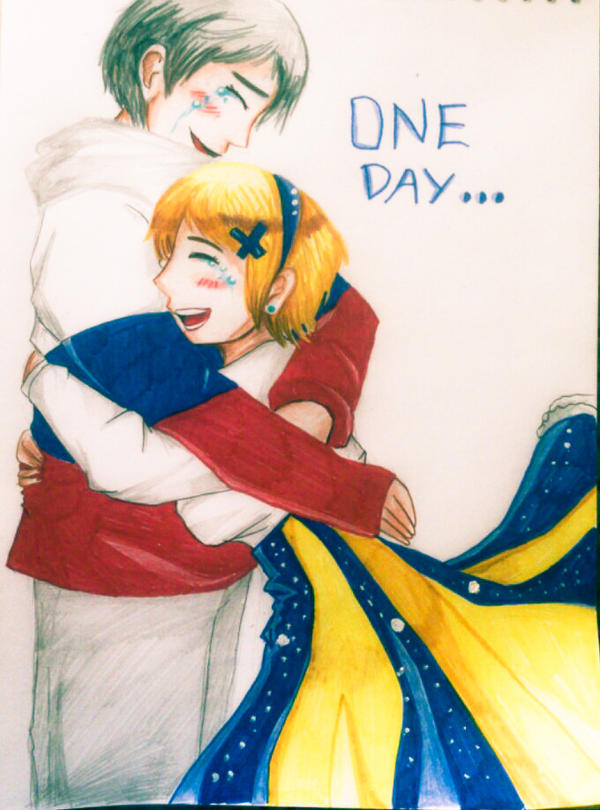 One Day by Vera-chan15