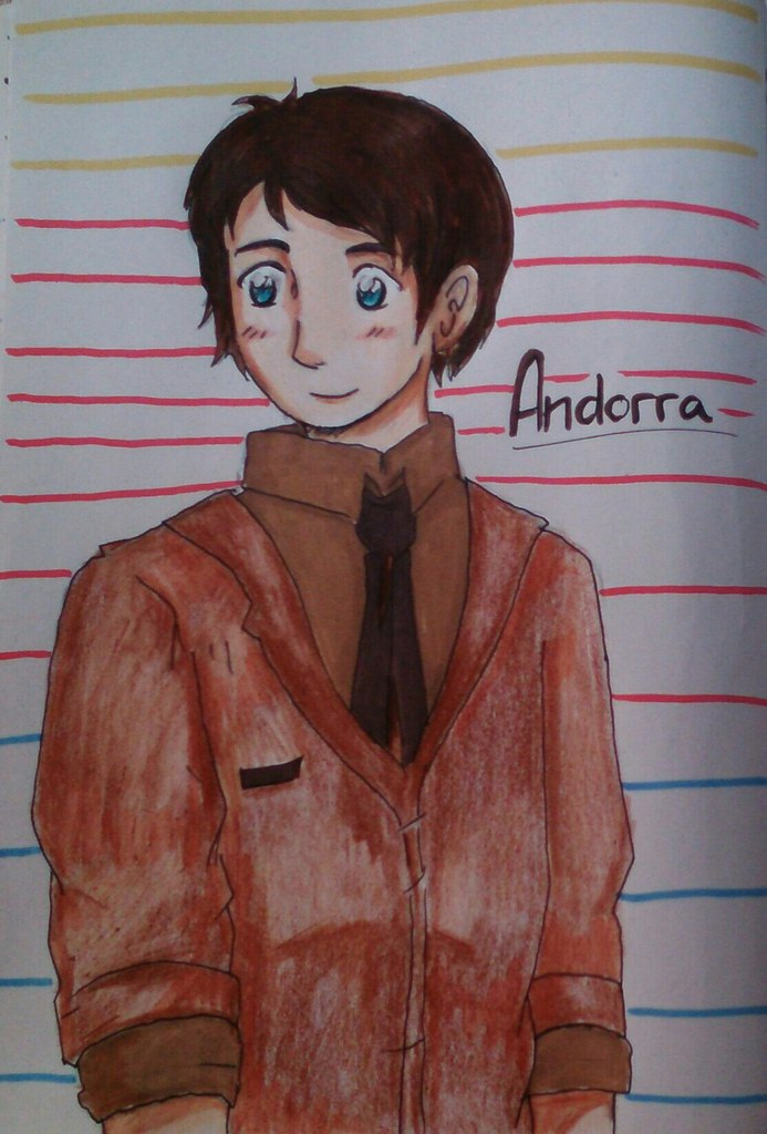 AT:Hetalia Andorra by Vera-chan15