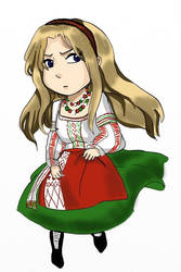 Folk Belarus by Vera-chan15
