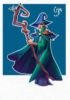 Forest Wizard