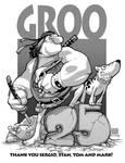 groo 25th
