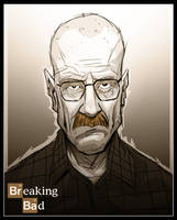 breaking bad by HEROBOY