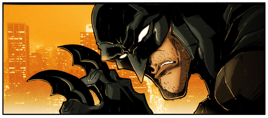 Batman Copy by HEROBOY