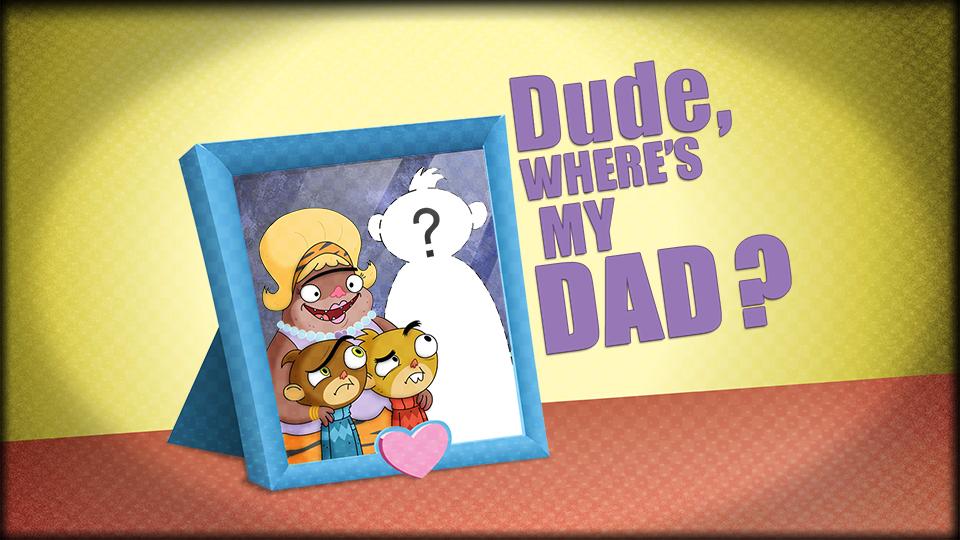 Dudeweresmydad Titlecard2 by HEROBOY