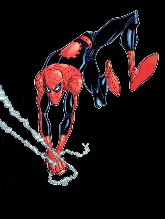 spiderman by HEROBOY
