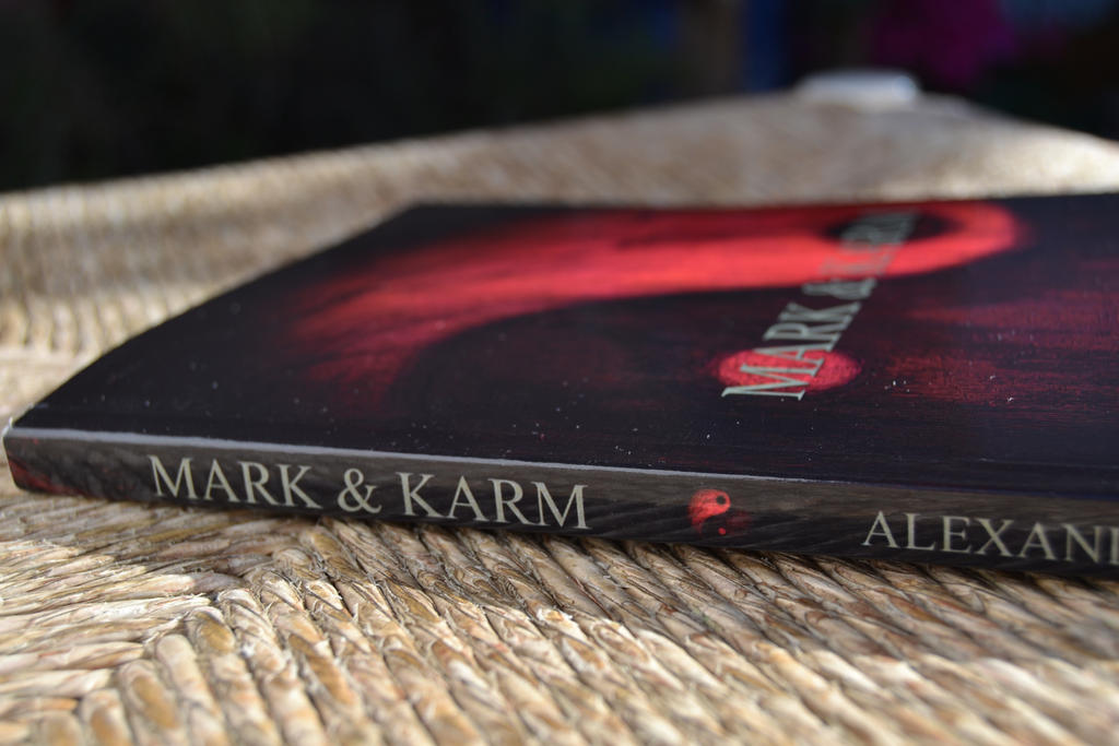 Mark and Karm by Daneas