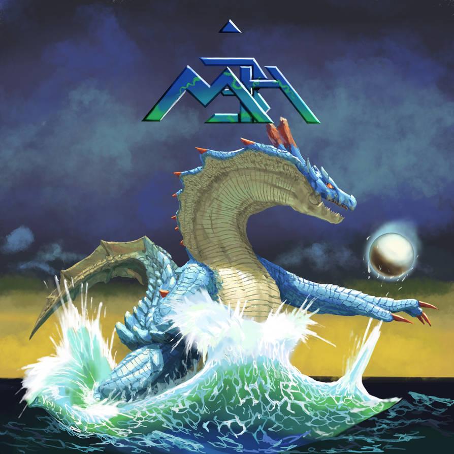 Lagiacrus Asia Cover
