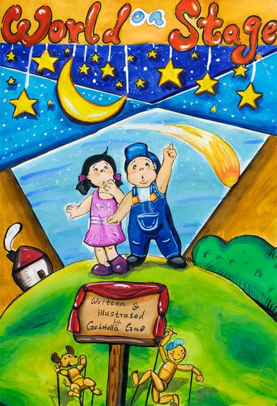 Children S Book Cover Art : Children s book cover by commuter globe on deviantart
