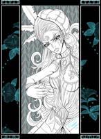 'Cymrilian Magician' by RebeccaDell