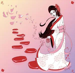 Lantern Geisha