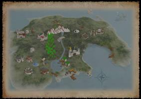 Rpg by Chat map: Elamshin