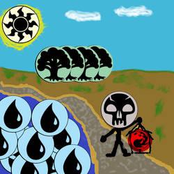 MTG: Journey of Mana