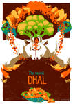 Poster with no Animal - Dhal