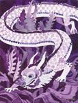 Tiny Inklings - River dragon