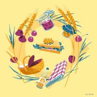 Weil jede Mahlzeit zaehlt - Sommer-Picknick