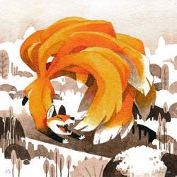 Small Myths - Nine-tailed fox