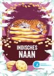 Recipe Postcard: Naan