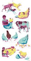 Vegan backen vignettes 3