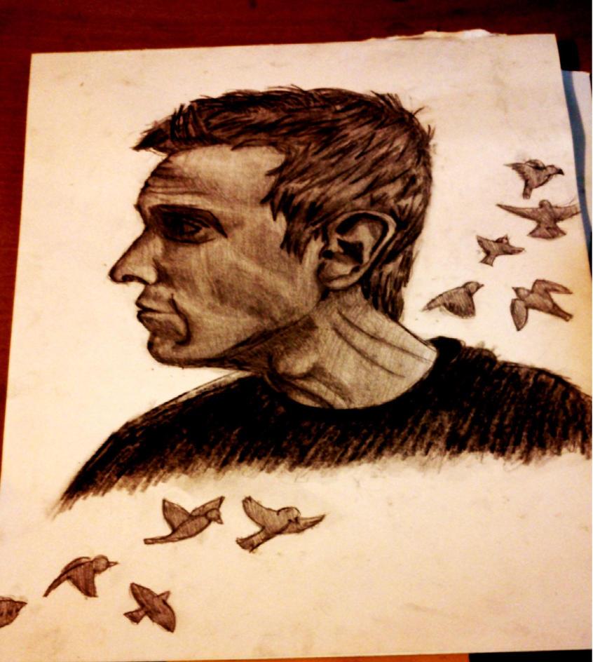 Ben Kowalewicz [Billy Talent] by ManiacMarshmallow