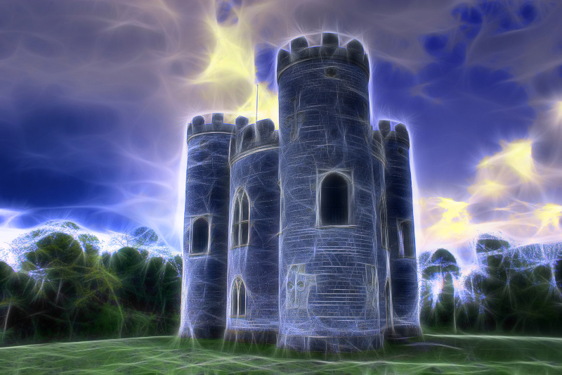 Magical Castle 2 By AngiWallace