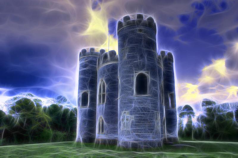 ... magical castle wallpaper - photo #16 ...
