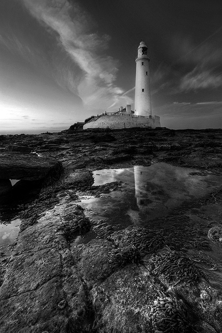 The Light House by AngiWallace