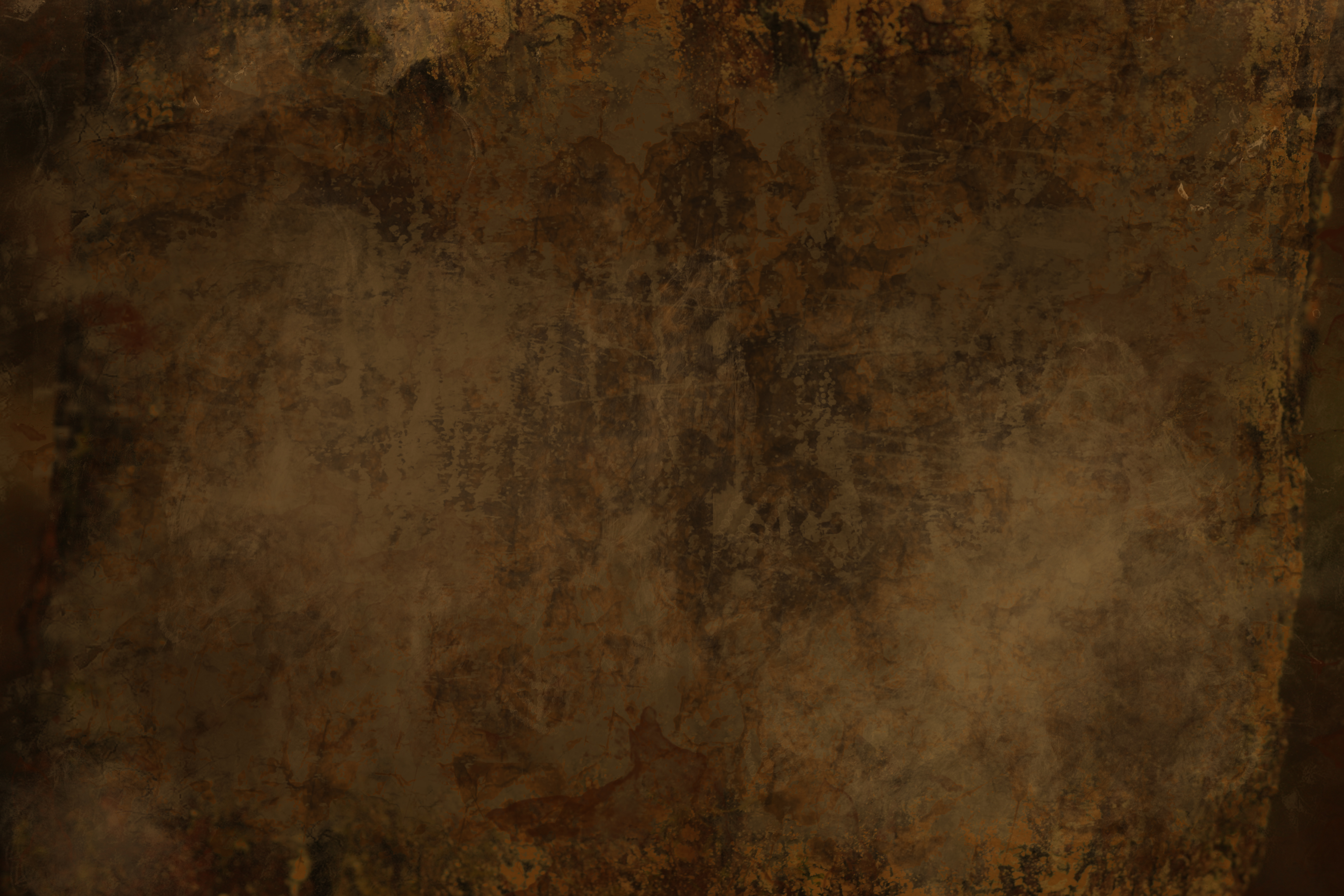 Grungy brown texture
