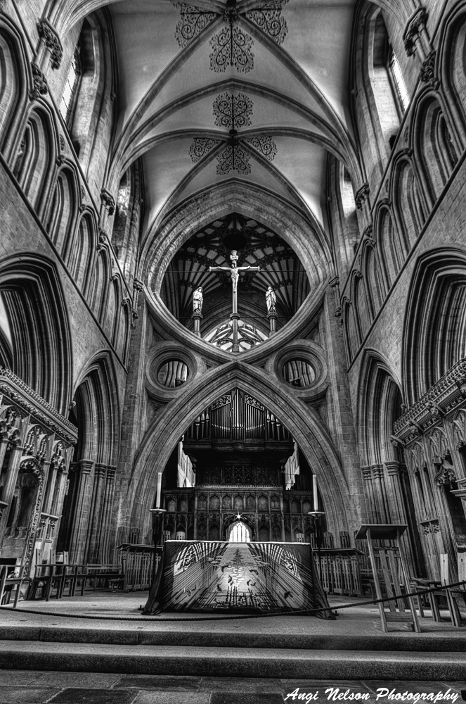 Wells cathedral  1 by AngiWallace