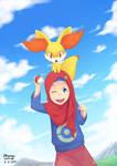 Pokemon xy - fennekin