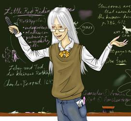 Professor Peculiar