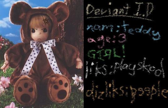 friggen bear suit  -Faer ID