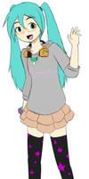 Hatsune Miku - Stroll Style