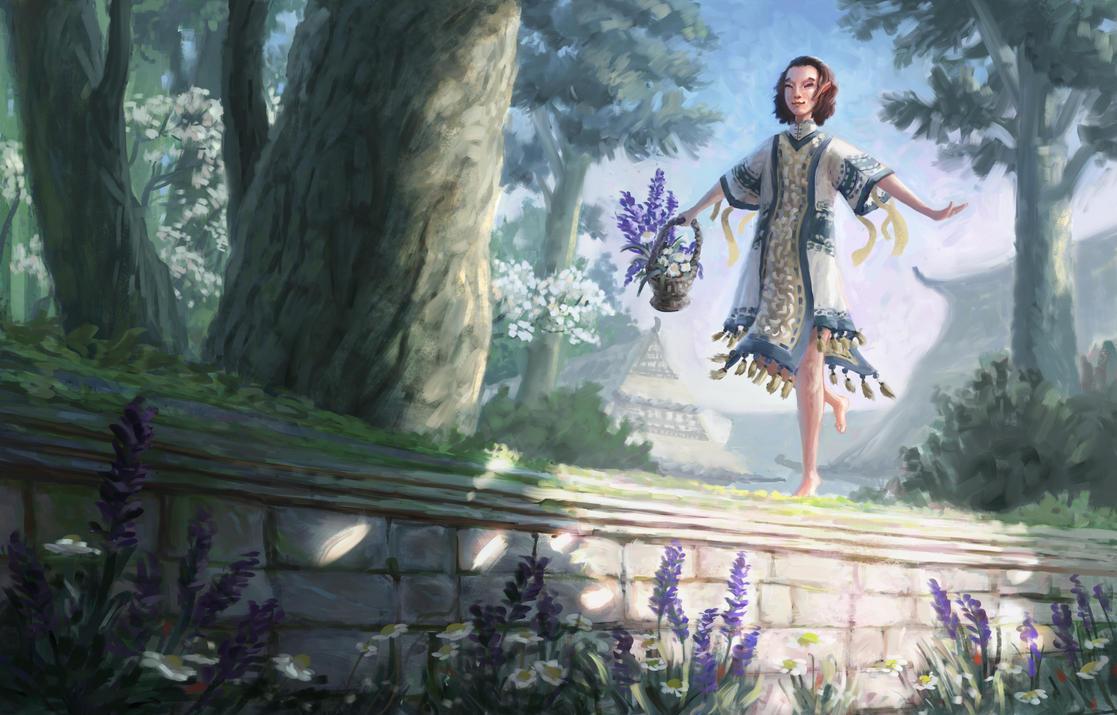 Little Alchemist by stephengarrett1019