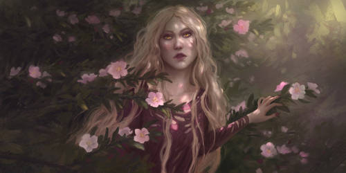 Rose Witch